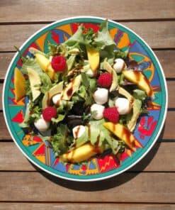 caprese salade fruittwist