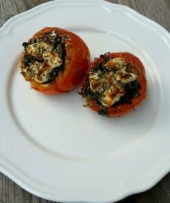 vers gevulde tomaten