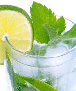 fris water met smaak