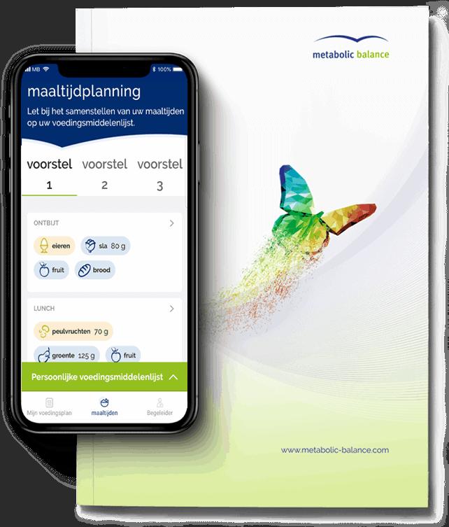 De Metabolic Balance App