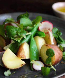 aardappelsalade met ei