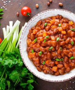 Zuid-Amerikaanse chili sin carne